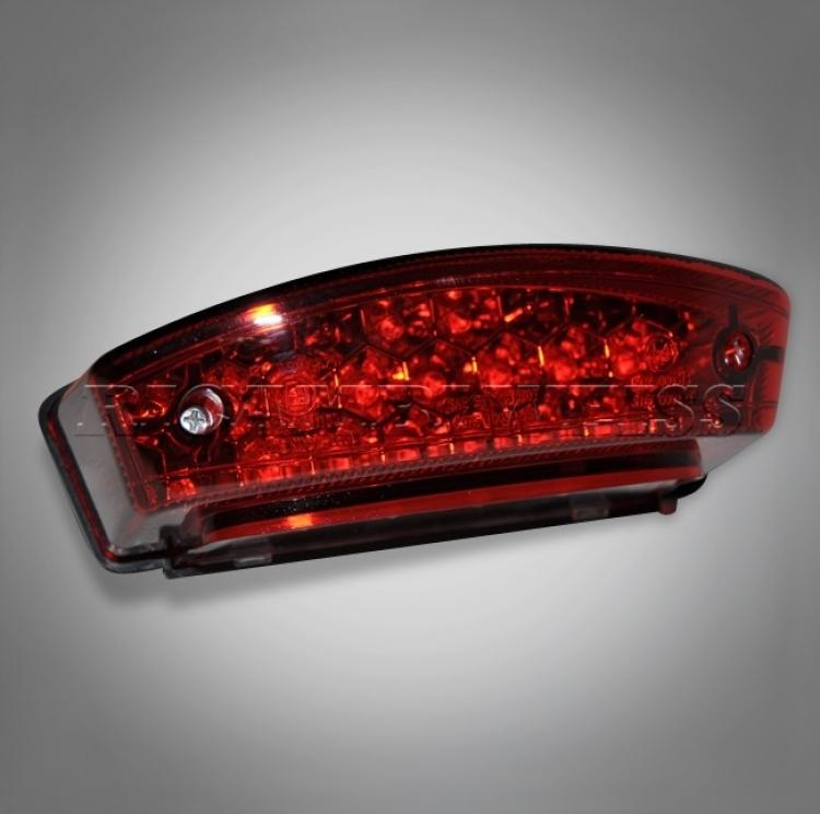 826 Led Rear Stop Light Ducati Monster 600 750 900 S2r Ricambi