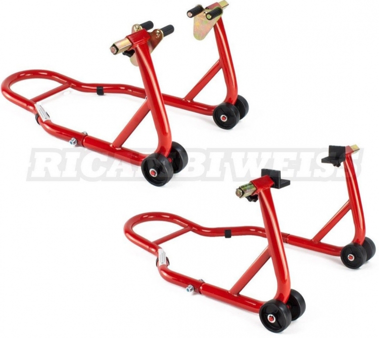 STTKW Ricambi Weiss Paddock Stand Set Universal