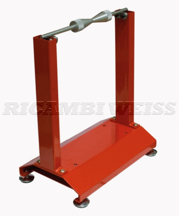 STWN Ricambi Weiss Portable Motorcycle Wheel Balancer